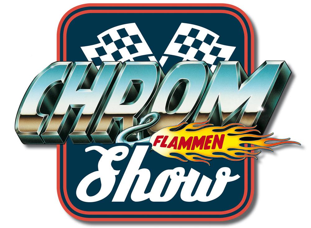 Logo CHROM & FLAMMEN SHOW